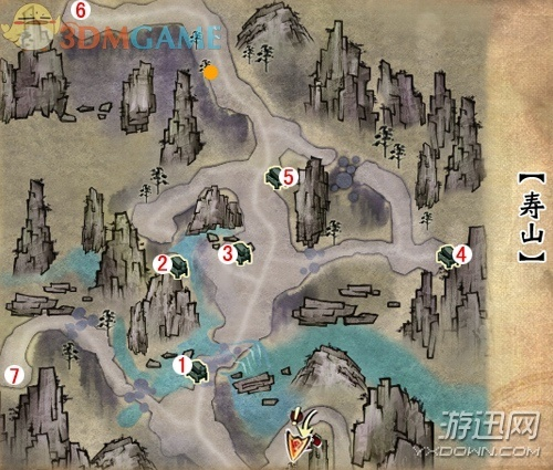 《轩辕剑6》全宝箱、全支线任务、全剧情卷七图文攻略