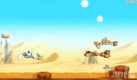 愤怒的小鸟星球大战2攻略B2-20关图文3