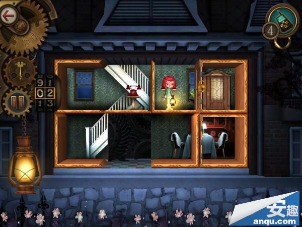 《豪宅之谜》第1-8关卡:对方来电三星攻略