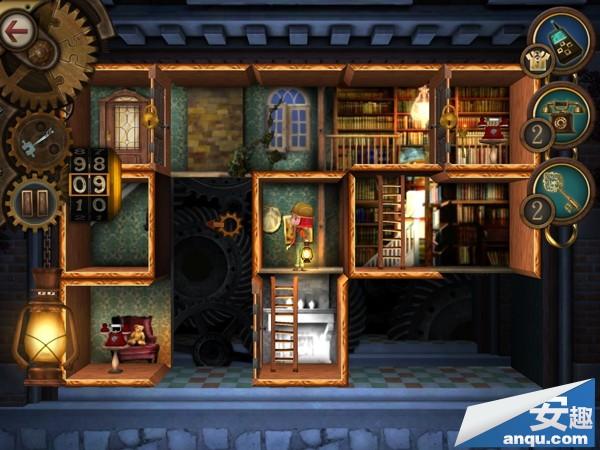 《豪宅之谜》第1-20关卡:金钥匙银钥匙过关攻略