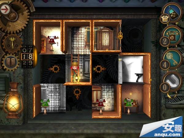 《豪宅之谜》第2-17关卡:破碎的壁炉过关图文攻略