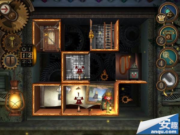 《豪宅之谜》第2-18关卡:先做重要的过关图文攻略
