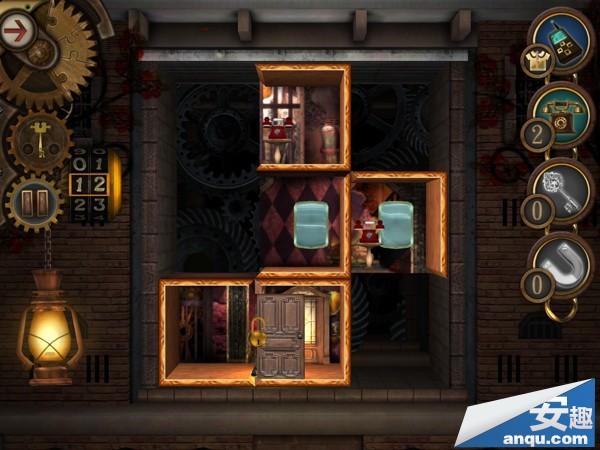 《豪宅之谜》第3-13关卡:拿出钥匙图文通关攻略