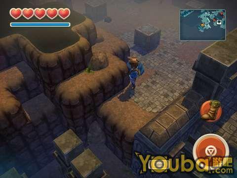 《海之号角》第八部分:苍穹岛冒险图文流程攻略