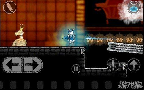 《dokuro多克罗》骷髅王子第三章通关攻略