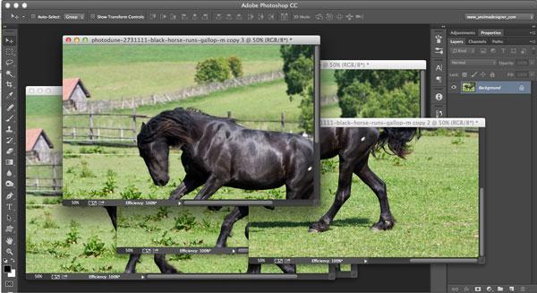 让你的Photoshop运行如飞的10个加速技巧