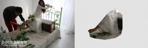 Photoshop打造不一样的梦幻悬浮效果图