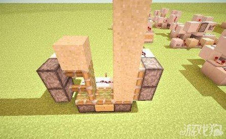 《我的世界》电梯沙子活塞制作攻略