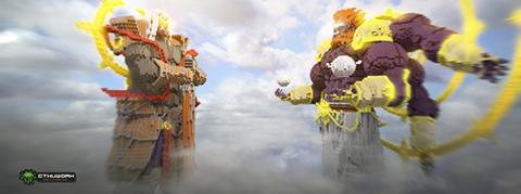 《我的世界》阿修罗VS帝释天建筑介绍及分享