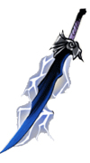 忍者必须死2武器义雷剑