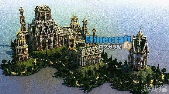 《我的世界》巴尔博宫殿介绍及分享