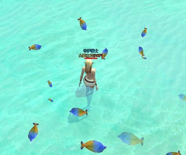 《热血龙族2》特色玩法之阳光沙滩篇