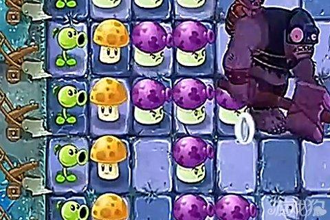 《植物大战僵尸2》催眠菇化敌为友好帮手
