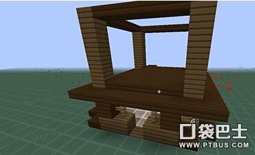 《我的世界》木质建筑技巧 游戏中怎么建造房屋