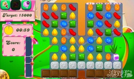 《糖果粉碎传奇Candy Crush Saga》76,77,78,79,80关过关攻略