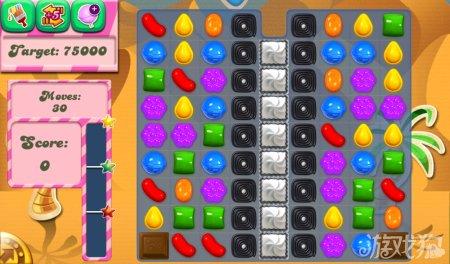 《糖果粉碎传奇Candy Crush Saga》118,119,120关过关攻略