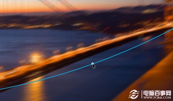 PS CC最新功能详解:路径模糊和旋转模糊