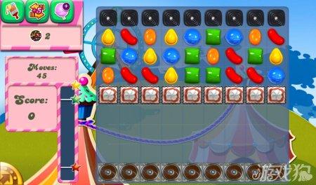 《糖果粉碎传奇Candy Crush Saga》178,179,180关过关攻略