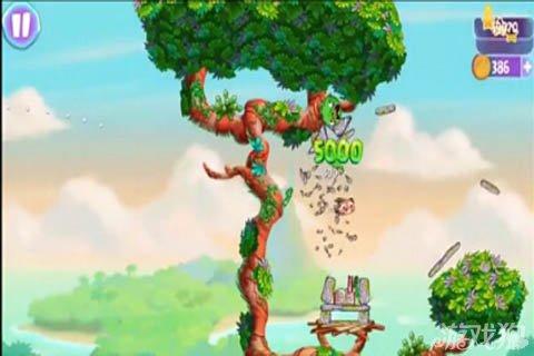 《愤怒的小鸟:史黛拉》第47关通关攻略 压轴角色穿透力强的妲莉