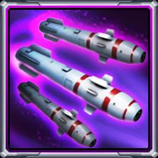 《雷霆战机》巡航导弹