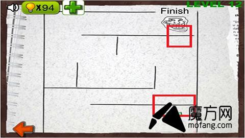 《史上最贱的解谜游戏》11-13关通关攻略