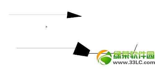 AutoCAD怎么画箭头