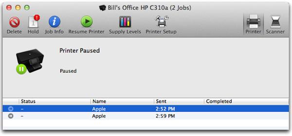 Mac电脑怎么打印文件