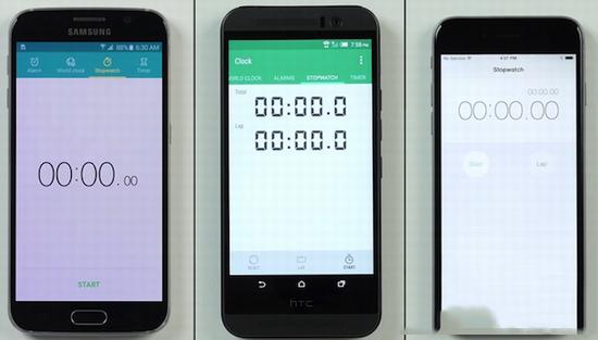 三星s6、iphone6和htc m9哪个好 对比评测