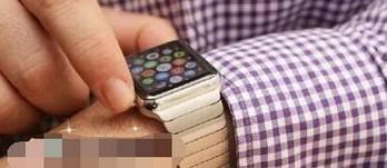 apple watch智能手表快速截图方法