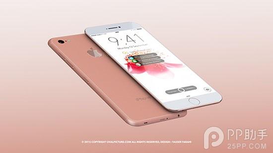 苹果7代手机图片抢先看
