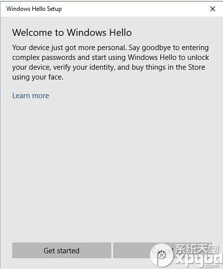win10系统中的windows hello怎么用