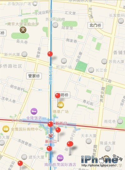 iOS8地图大头针怎么用