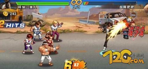 《拳皇98终极之战OL》如何发连招 三星连击技巧