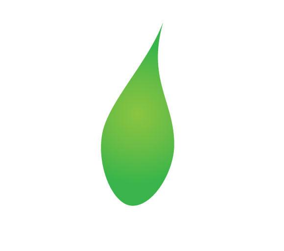 绘图软件怎么画树叶