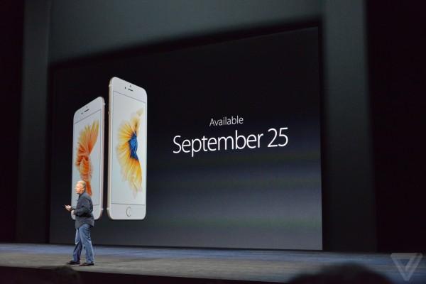 iPhone6S首发地区有哪些