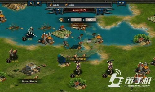 《列王的纷争》怎么玩新区 新区快速发展攻略