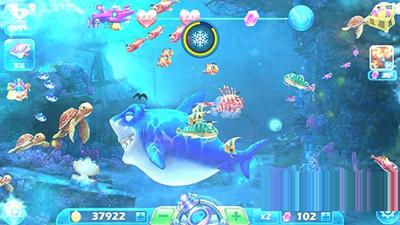 捕鱼达人3冰冻龟有什么技能,捕鱼达人3冰冻龟怎样捕获