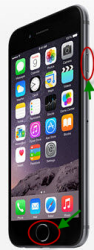 iPhone 6 Plus及iPhone 6怎么截屏?