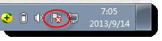"""关闭Win7系统右下角""""解决PC问题""""提示"""