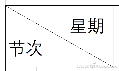 Excel表头制作技巧
