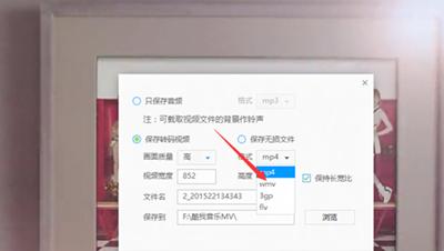 在线观看影音怎么转换视频格式