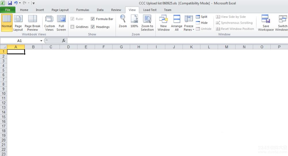 excel报表数据删除了为什么还有?excel报表格式化方法