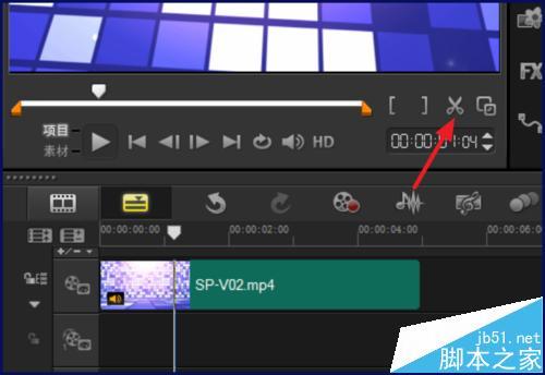 教你一招,会声会影怎么编辑视频或语音?
