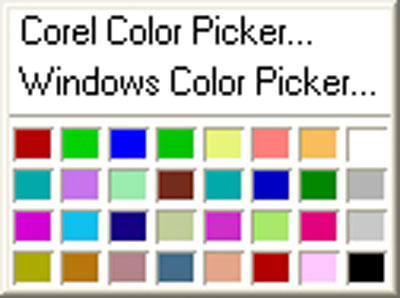 给点颜色看看!会声会影给标题添加背景颜色比较正确快速的方法