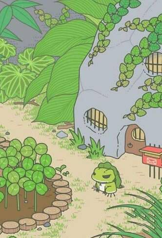 旅行青蛙日记写的内容是什么?当家长的真操心!