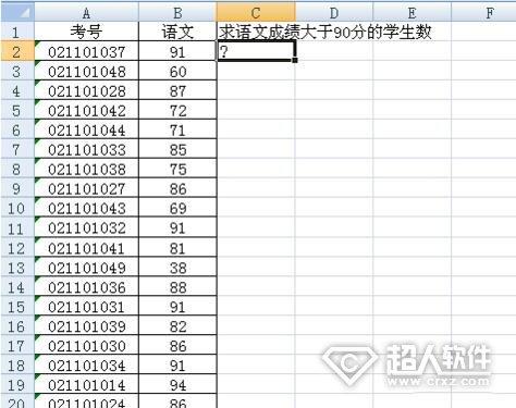 Excel中countif函数的使用方法,你知道吗?