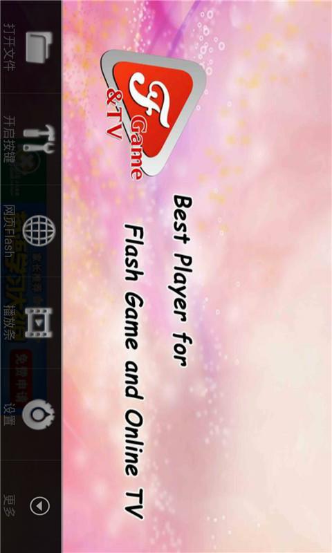 Flash游戏播放器软件截图0